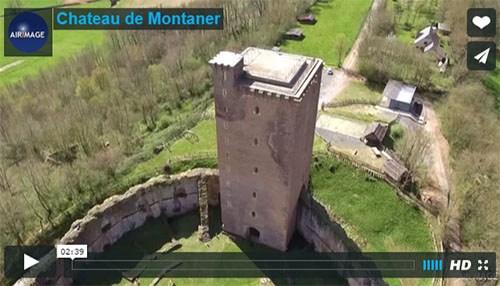 pave video aerienne